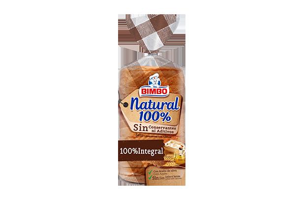 NATURAL 100% INTEGRAL
