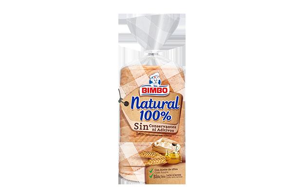 Natural 100% blanco