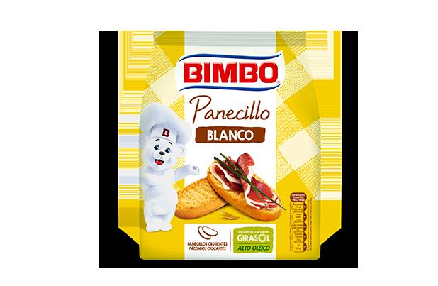 Bimbo®  Panecillo Blanco
